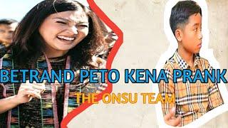 Gambar cover Betrand Peto Putra Onsu kena PRANK oleh The Onsu & team sebelum balik ke Jakarta