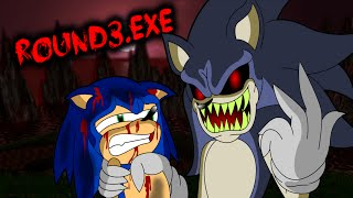 ROUND3.EXE - THE TRUE TERROR OF ALL CREEPYPASTAS! - SONIC.EXE TOO STRONG? thumbnail