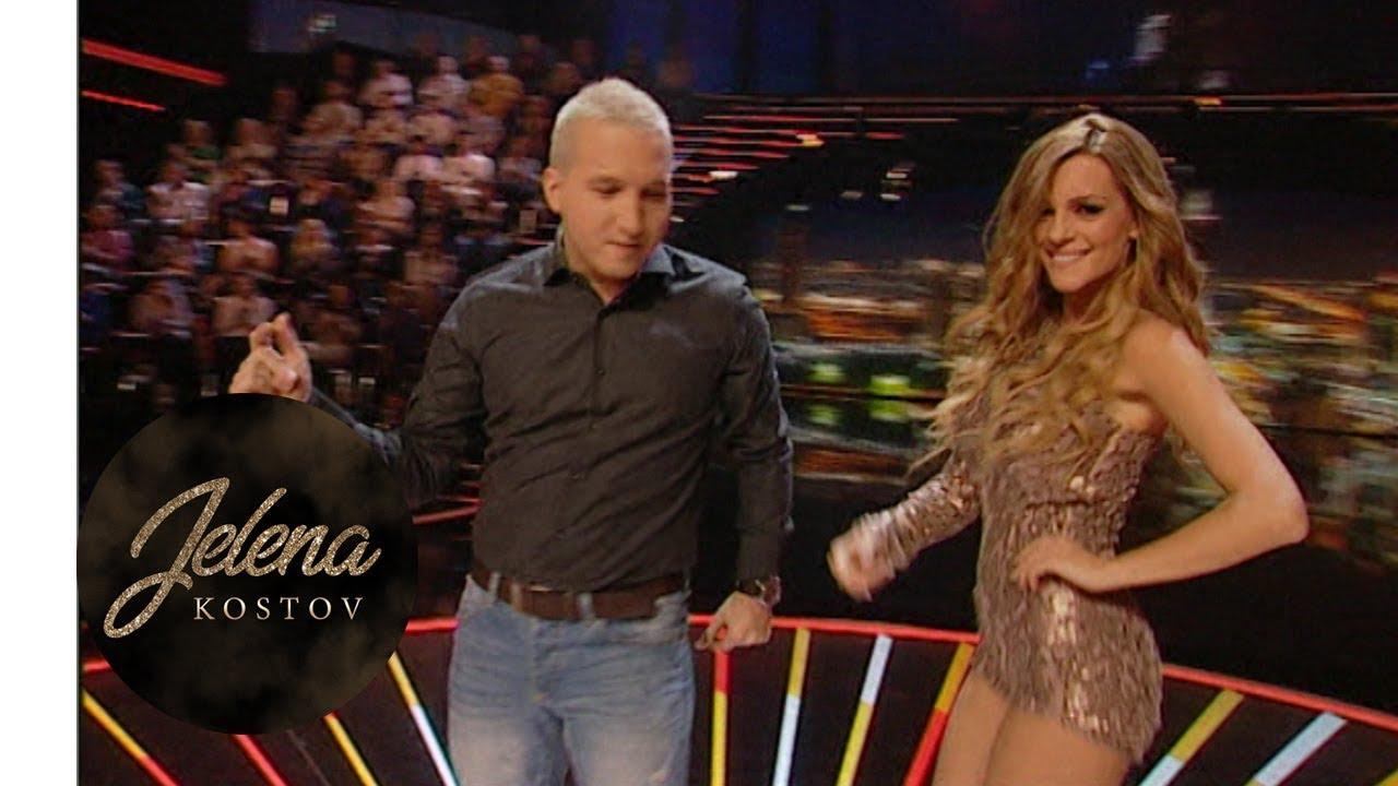 Jelena Kostov i Stefan Jakovljevic - Nagle promene - Fantastic Show (TvPrva 2015)