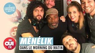 Ménélik dit Bye Bye dans le Morning du Matin OÜI FM !