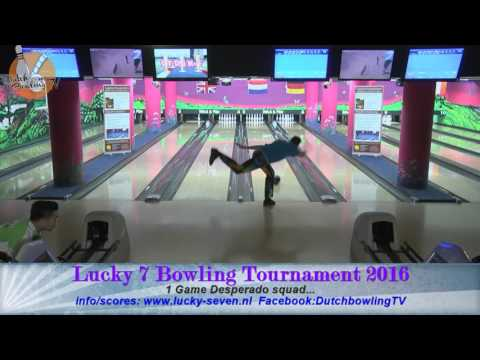 lucky seven bowling
