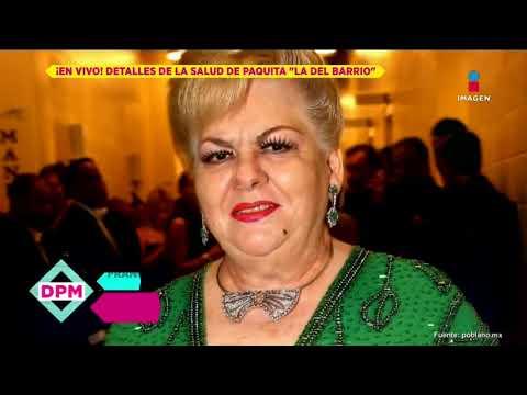 El Gallo Por La Mañana - Manager de Paquita la del Barrio esta en terapia intensiva.