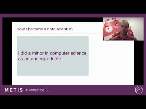 How I Became a Data Scientist Despite Having Been a Math