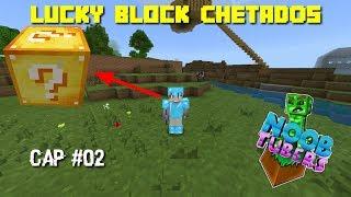 NoobTubers//ABRIMOS Lucky Block //Cap #2