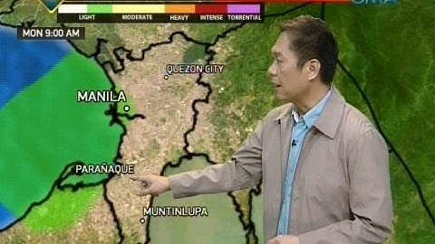 UH: Weather update as of 5:08 a.m. (Sept. 19, 2016)