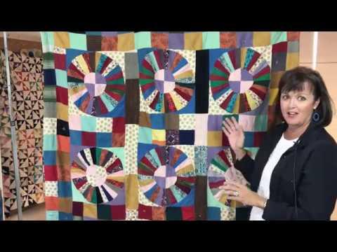 Outisder Quilts: Unusual Fabrics