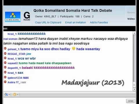 somali chat line