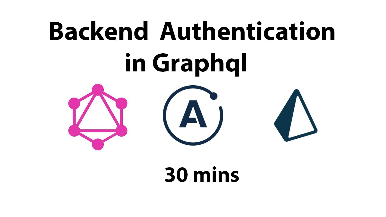 Backend Graphql Authentication