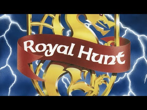Royal Hunt - Land of Broken Hearts (Official Video)