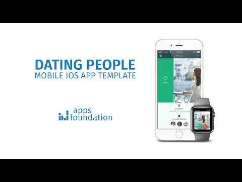 free dating app template