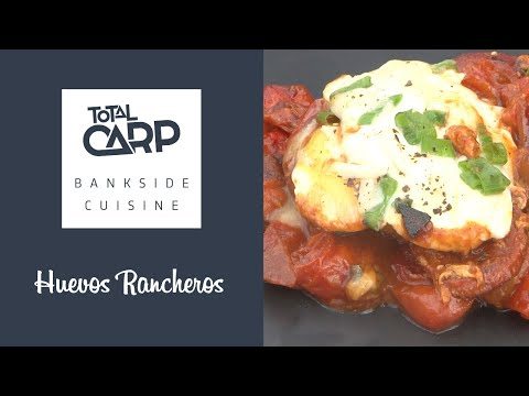 Put some Mexican in your carp fishing with this tasty Huevos Rancheros