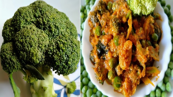 Broccoli ಕ ಸ ಗಡ ಡ Fry With Besan Indian Style Recipe In Kannada Youtube