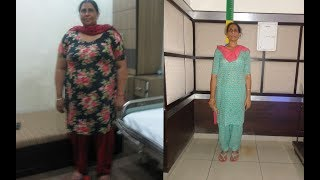 Best Weight loss Surgery in Punjab | India | Lost 56 kg | Is it safe | by Dr.Kular