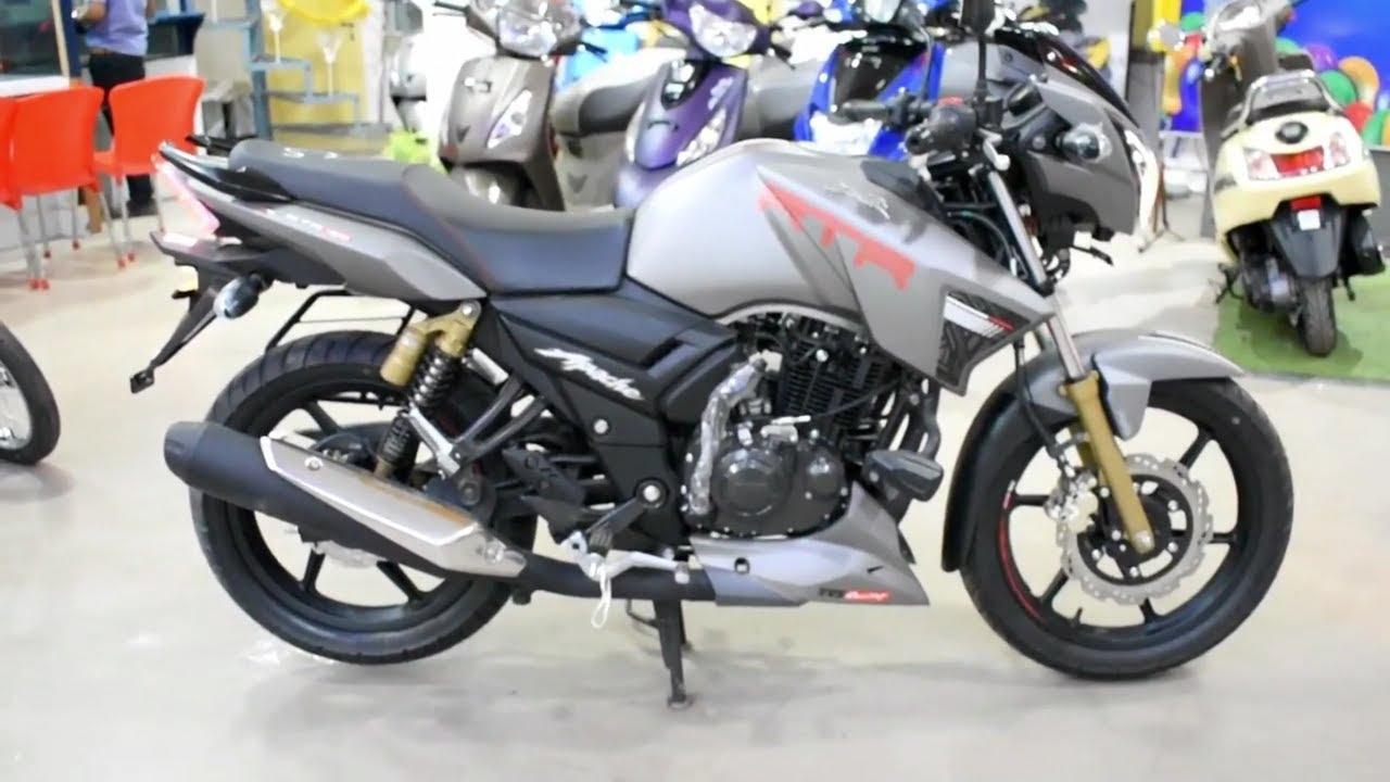 Apache rtr 180 abs 2020