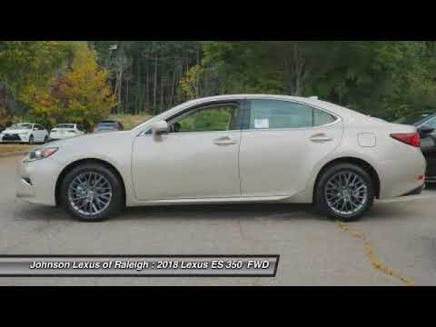 2018 Lexus ES 350 for sale in Raleigh NC - YouTube