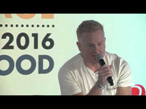 IMS Engage 2016: James Barton In Conversation with Lee Anderson