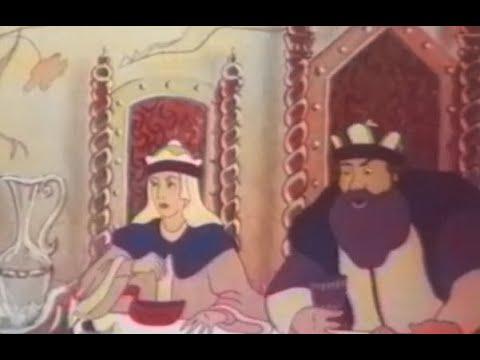 Сказка о царе Салтане, 1943 - сказки Пушкина - Советские мультфильмы