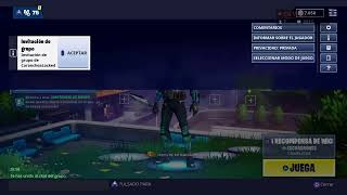 How to get Skins, dances and free gestures Fortnite 9