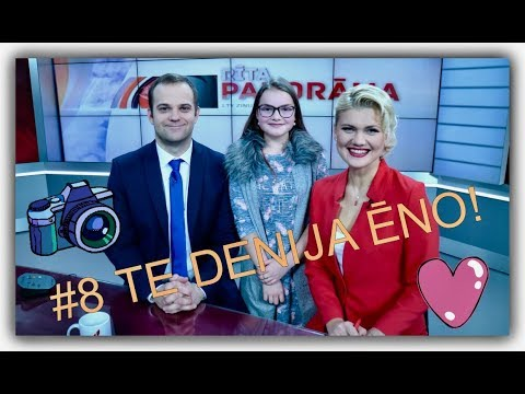#8 Amigo Juniori | Te Denija televīzijā