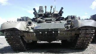 Русский Терминатор - боевая машина поддержки танков!