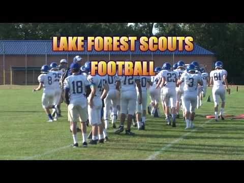 LAKE FOREST SCOUTS FOOTBALL vs ST. VIATOR   9/ 2/ 2017