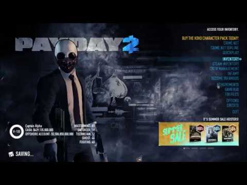 Payday 2 - First World Bank Speedrun DS ( WR: 4:02 )