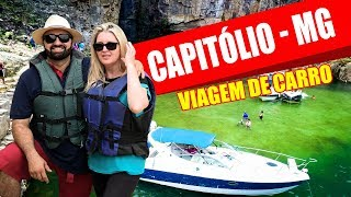 CAPITÓLIO - MG VIAGEM DE CARRO
