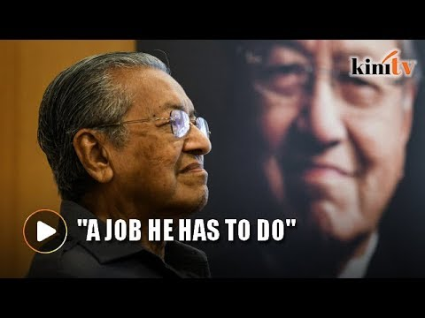 CNN interviews Mahathir