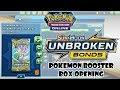 Unbroken Bonds Booster Box Opening