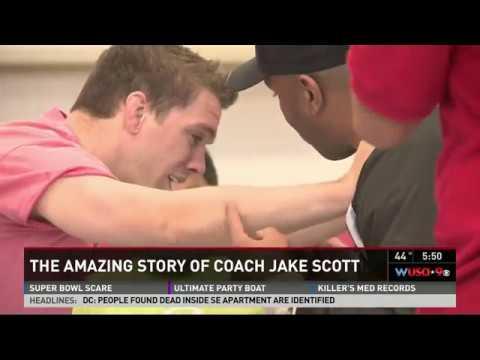 Jake Scott Saved By Wrestling