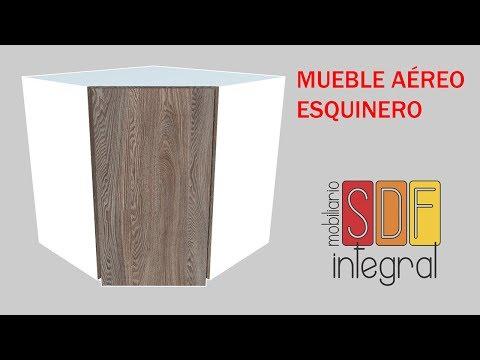 Formas De Fabricar Muebles Esquineros De Cocina  Doovi