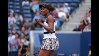 Saisai Zheng vs. Venus Williams | US Open 2019 R1 Highlights
