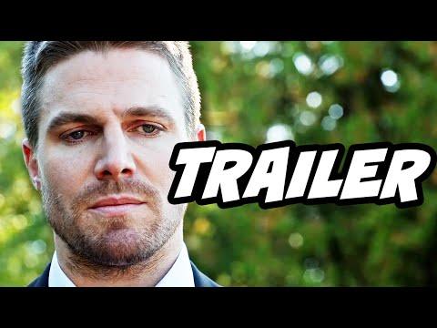 Arrow Season 4 Episode 10 Trailer 2 Breakdown