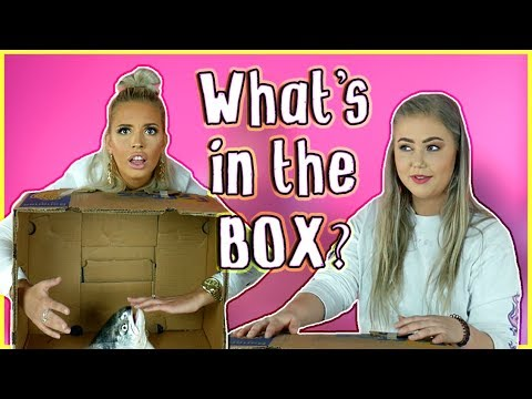 What's In The Box? - Med Isabelle