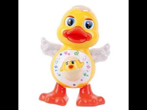 Musical Dancing Duck Cute Toy - UnBox Demo Setup - Amazon Ranked 15 in Role Playing Games