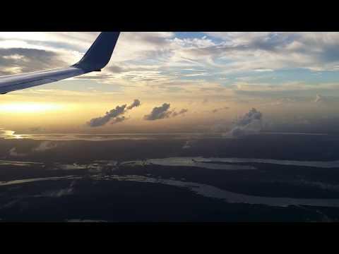 Landing at Belize International, December 29th, 2015   (AA 269 DFW-BZE)