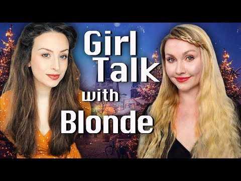Girl Talk #18 with Blonde: Trying to Conceive, Pregnancy and New Life Direction