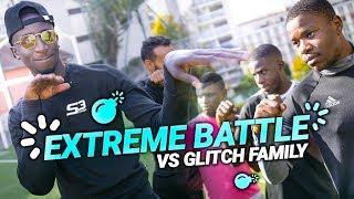 TEAMS3 VS GLITCHFAM #EPISODE4