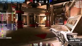 OwnedWell UT4 CTF Showmatch (Pistola)