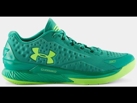 Under Armour Curry One Low Cut - Performance and Style - YouTube 4467d40d893a