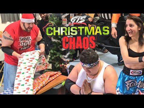 BIGGEST TITLE CHANGES EVER! GTS CHRISTMAS CHAOS PRESENTS CHAMPIONSHIP ROYAL RUMBLE MATCH!
