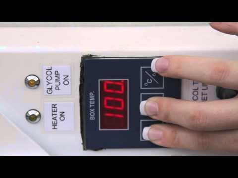 ISO Tank pump heater system - Tank Service, Inc.