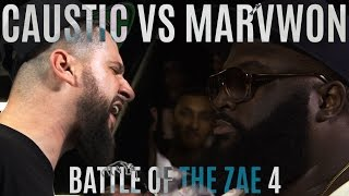 Caustic vs Marvwon #BOTZ4