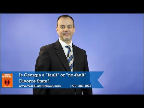 Duluth Divorce Lawyer | Is Georgia A