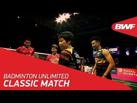 Badminton Unlimited   BWF Classic Match - Ahmad/Natsir vs Zheng/Chen   BWF 2018 Mp3