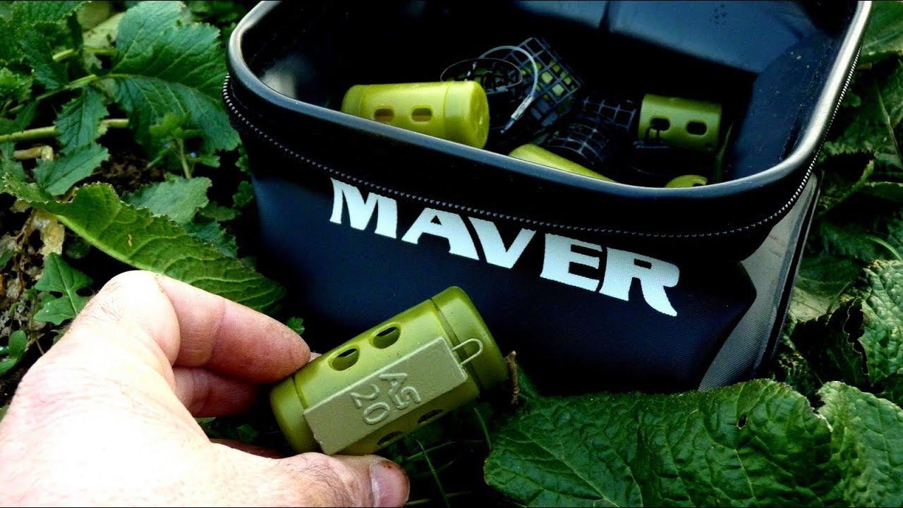 Maver Super Seal EVA Tub NEW Coarse Fishing Tackle Case N216