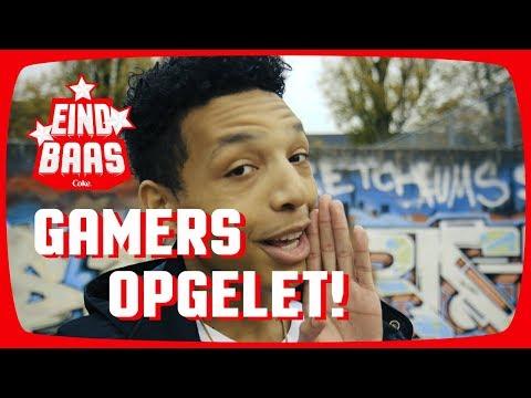 Nieuwe CokeTV YouTuber: Shaquille! - Eindbaas