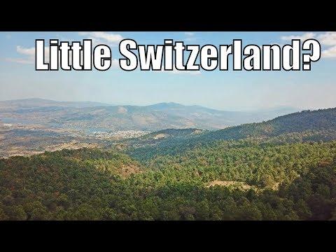 LITTLE SWITZERLAND in MEXICO? 🇨🇭 (MAZAMITLA, MEXICO VLOG PART 2)