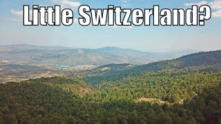 LITTLE SWITZERLAND in MEXICO? 🇨🇭 (MAZAMITLA, MEXICO VLOG PART 2)
