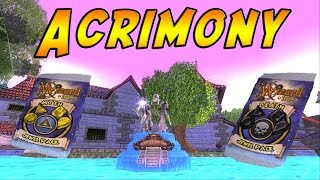 Wizard101: Erratic Acrimony | Death & Myth Jewel Packs